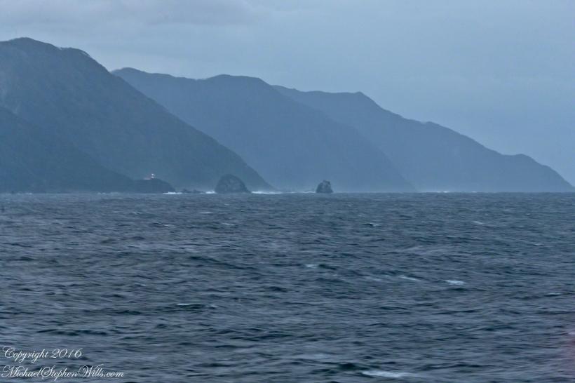 Lighthouse on Cape Rapier