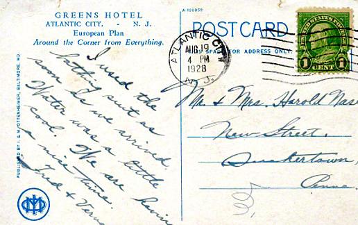 postcardgreensatlanticcityreverse1928augustenh01