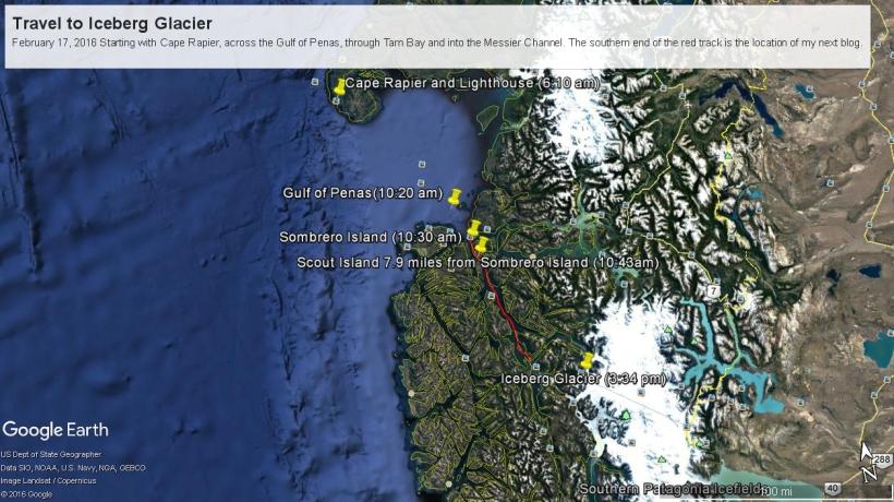 cape-rapier-to-iceberg-glacier