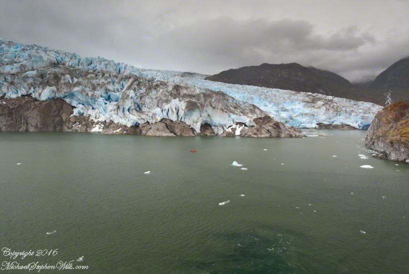 Iceberg Glacier Scale