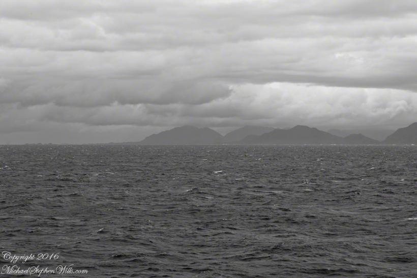 Larenas Peninsula and Merino Islets