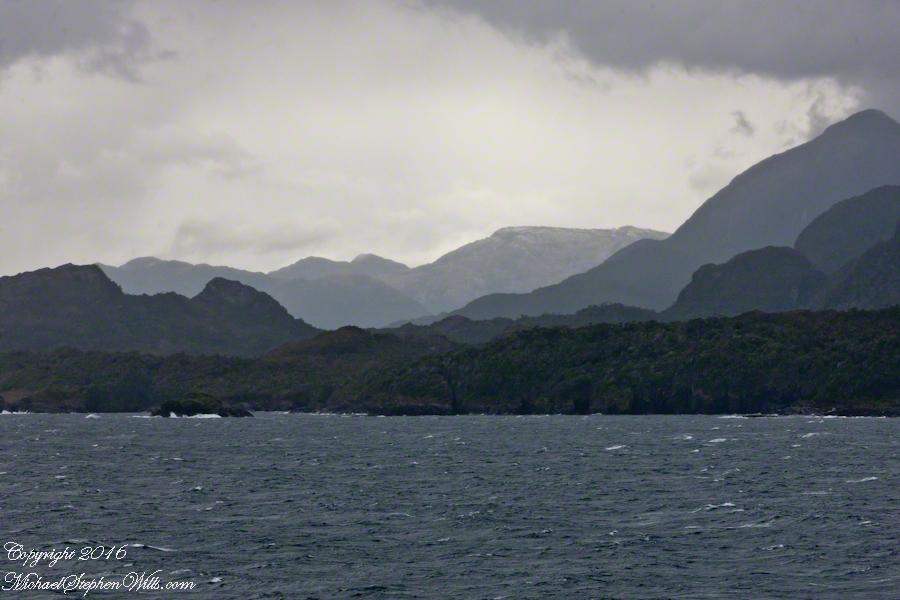Islet Alert and Orebar Island