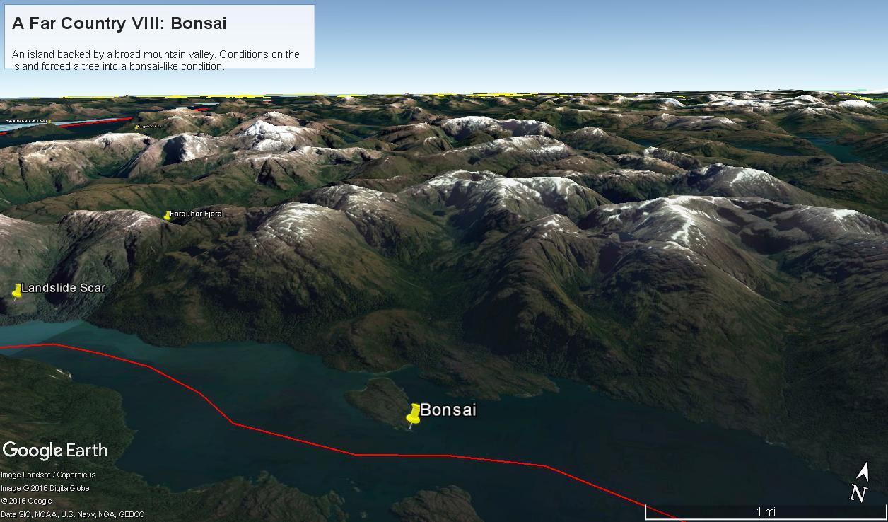 Tempanos Fjord View West, Northwest– CLICK ME!!!!