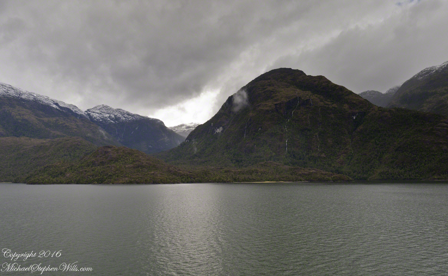 Fjord and Valley