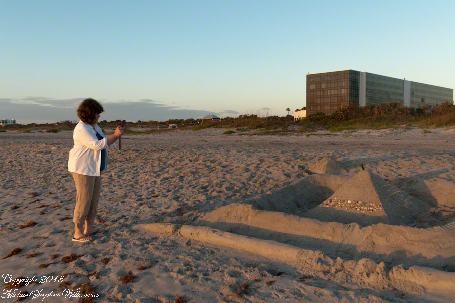 Pam and the Sand Castle– CLICK ME!!!!