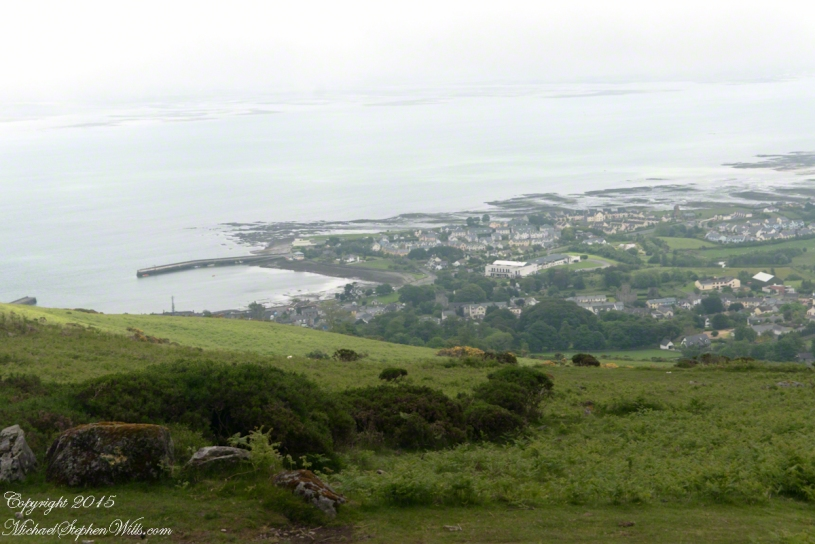 On June 9, 2014, Pam and Mike joined cousin Sean Mills for a walk on the Tain Trail, starting at Glenmore Athletic Club, climbing over a ridge of Slieve Foy, finishing at Carlingford. This album captures the entire trip.