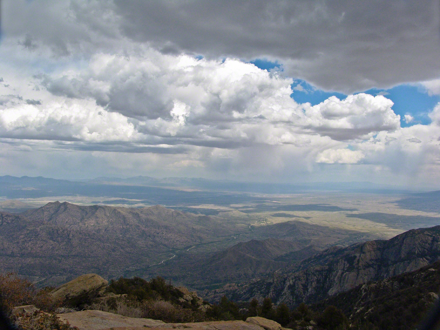 View from Rincon Peak -- CLICK ME!!!!
