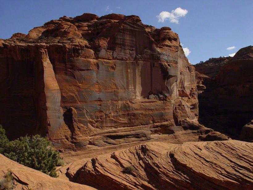 Monumental Cliff