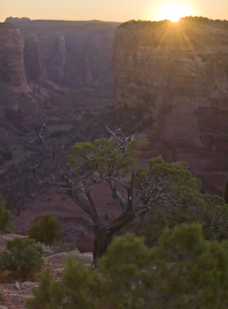 Sunrise Canyon De Chelly