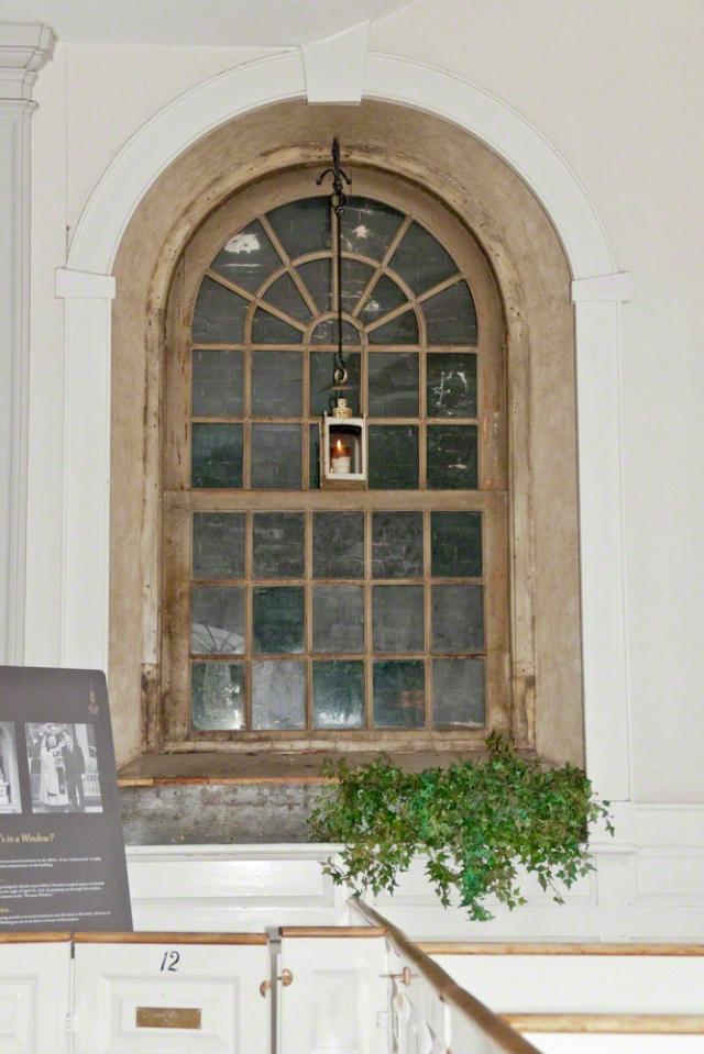Newman Window and Lantern