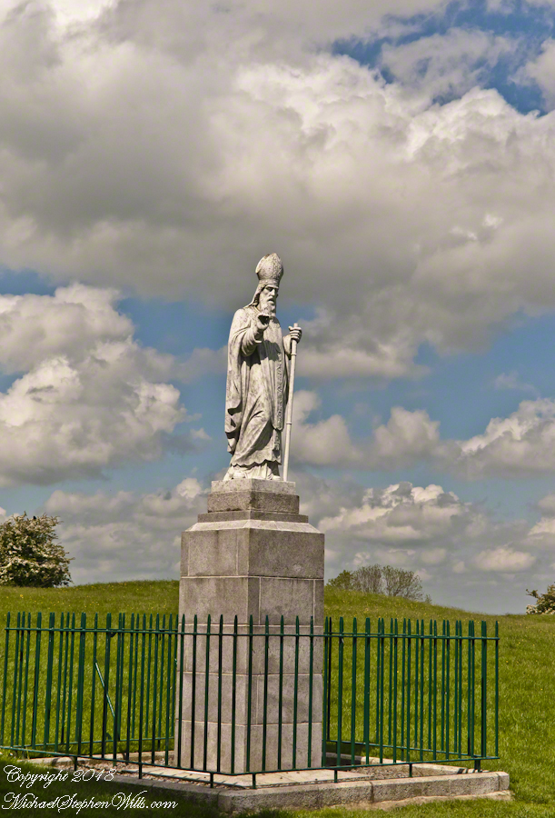 Saint Patrick Hill of Tara – CLICK ME for more Ireland photography.