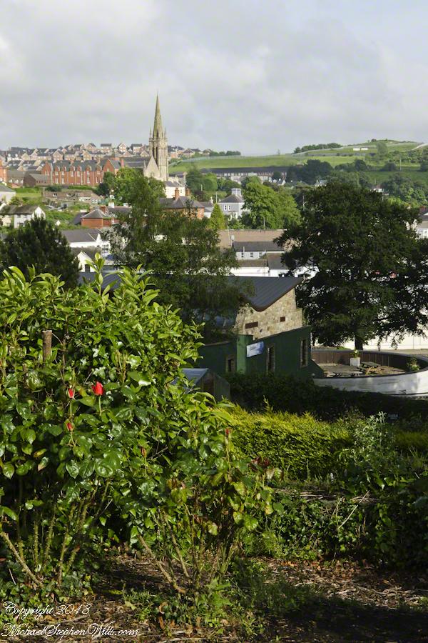View of Downpatrick