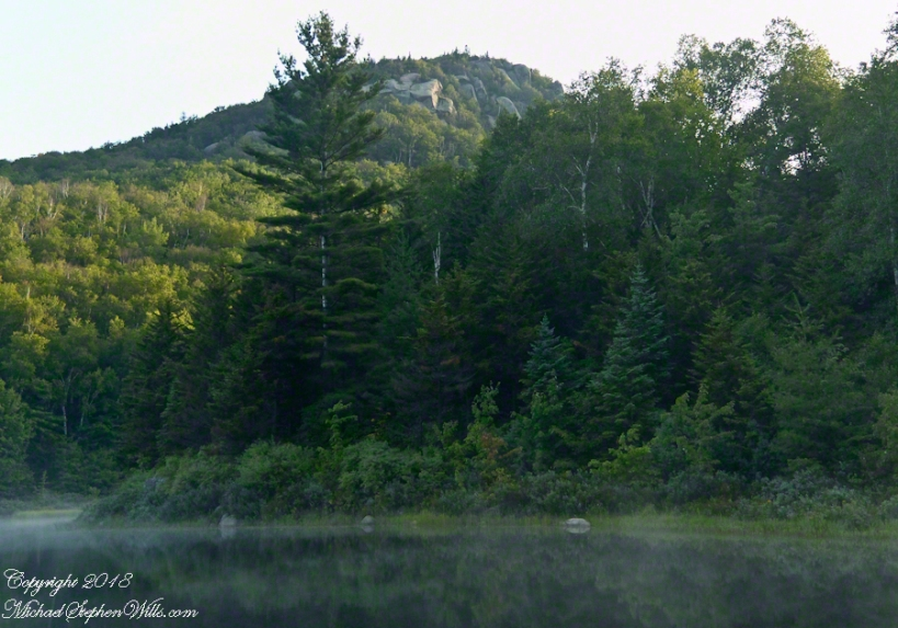 Peaked Mountain Dawn Light – CLICK ME for more Adirondack photography.