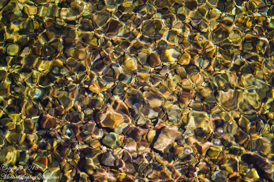 Reavis Creek Water and Light – CLICK ME for more abstract photography.