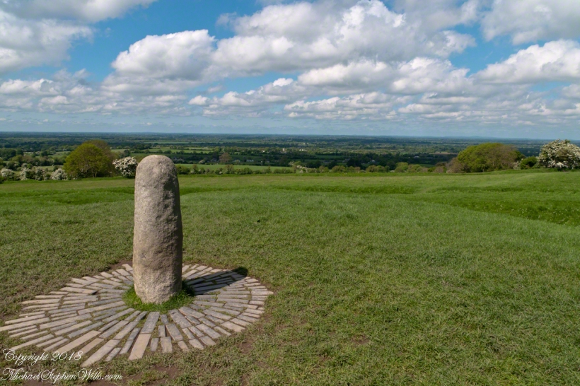 Speaking Stone Hill of Tara