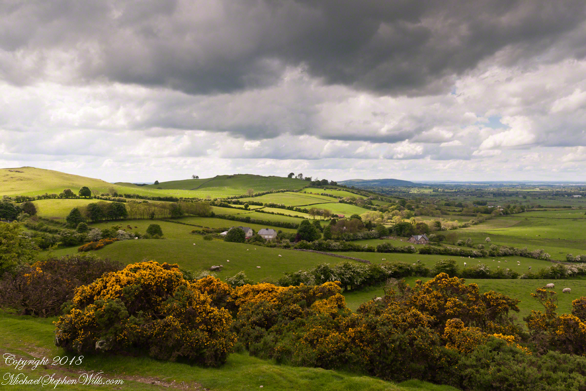 Loughcrew View, North by Northwest