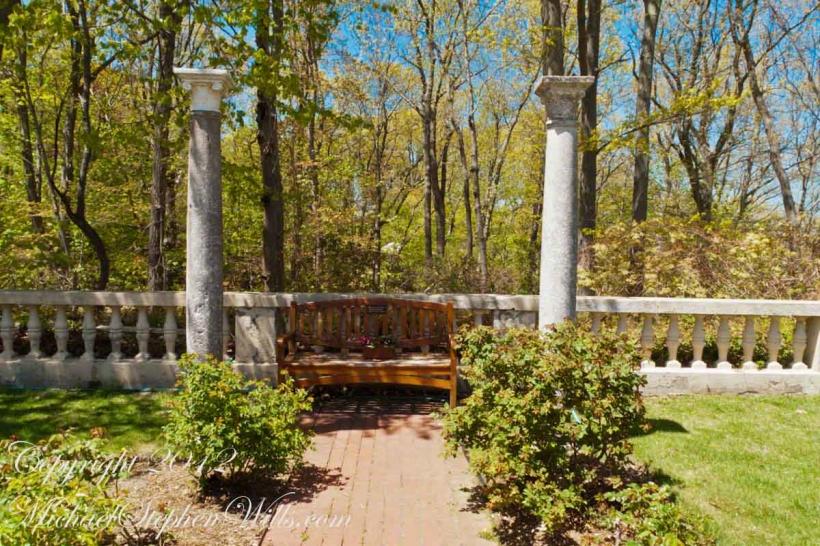 Rose Garden Bench