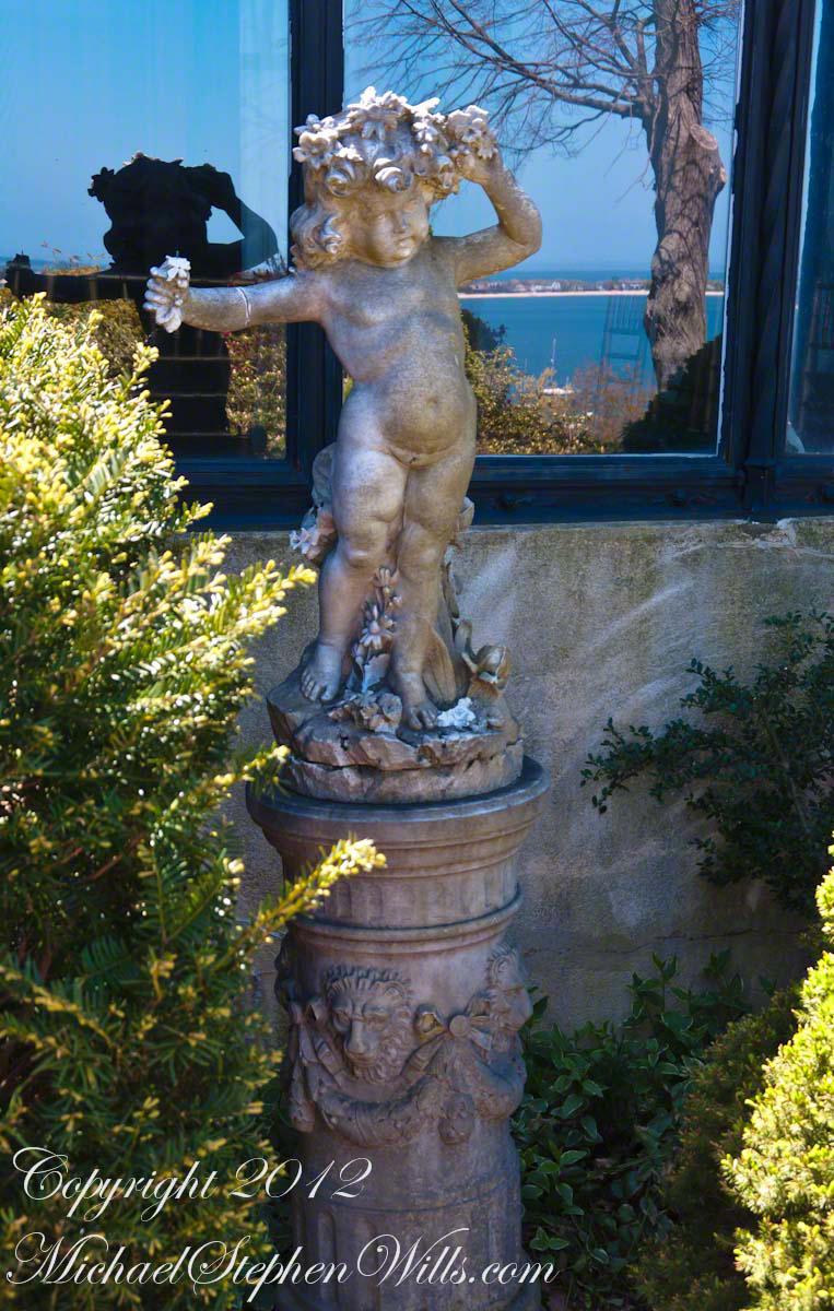 Museum Garden Statue