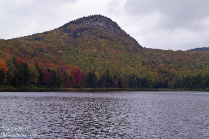 Peaked Mountain