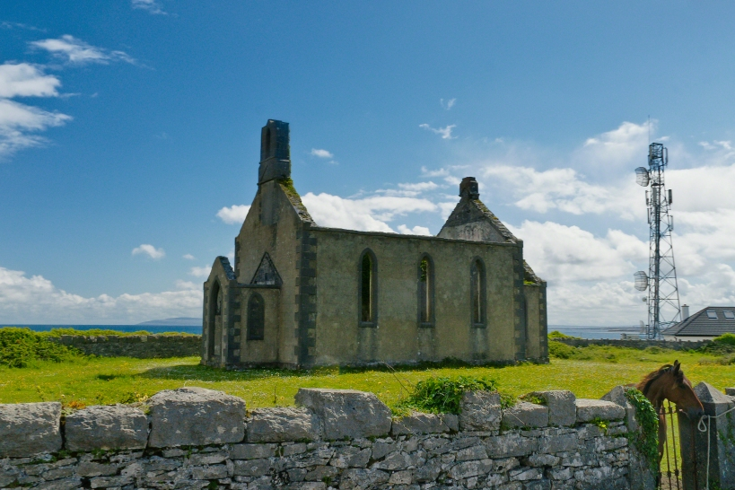 Kilronan Church Ruin
