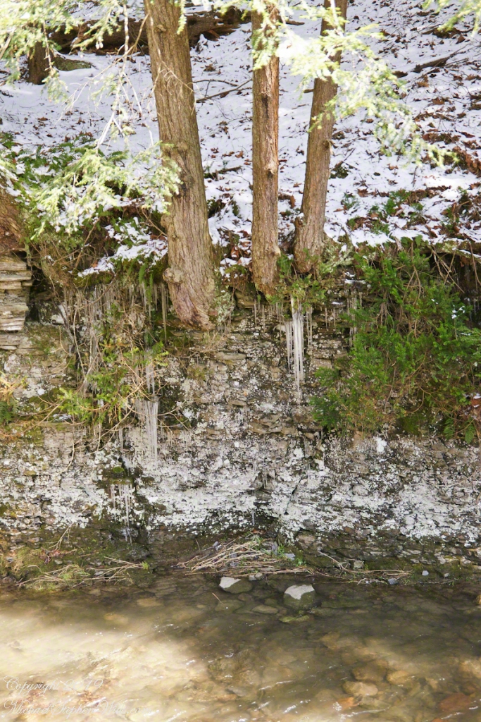 Sedimentary Walls