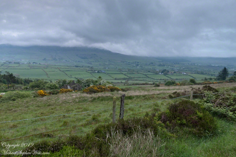 Slievenaglogh View, northeast