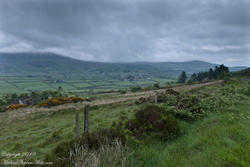 Slievenaglogh View, east northeast