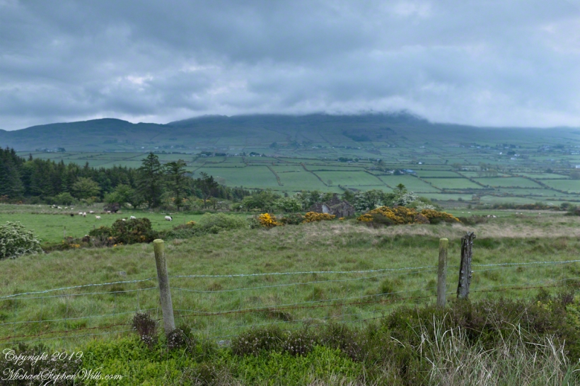 Slievenaglogh View, north northeast